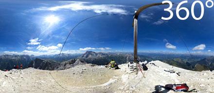 360° Dürrenstein oben
