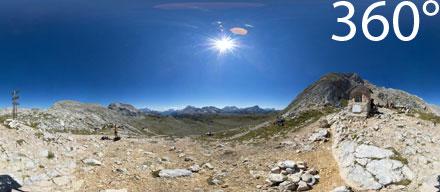 360° Seekofelhütte