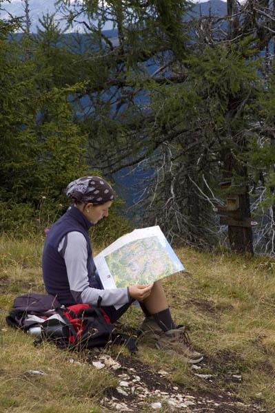 Am Gipfel des Allwartstein