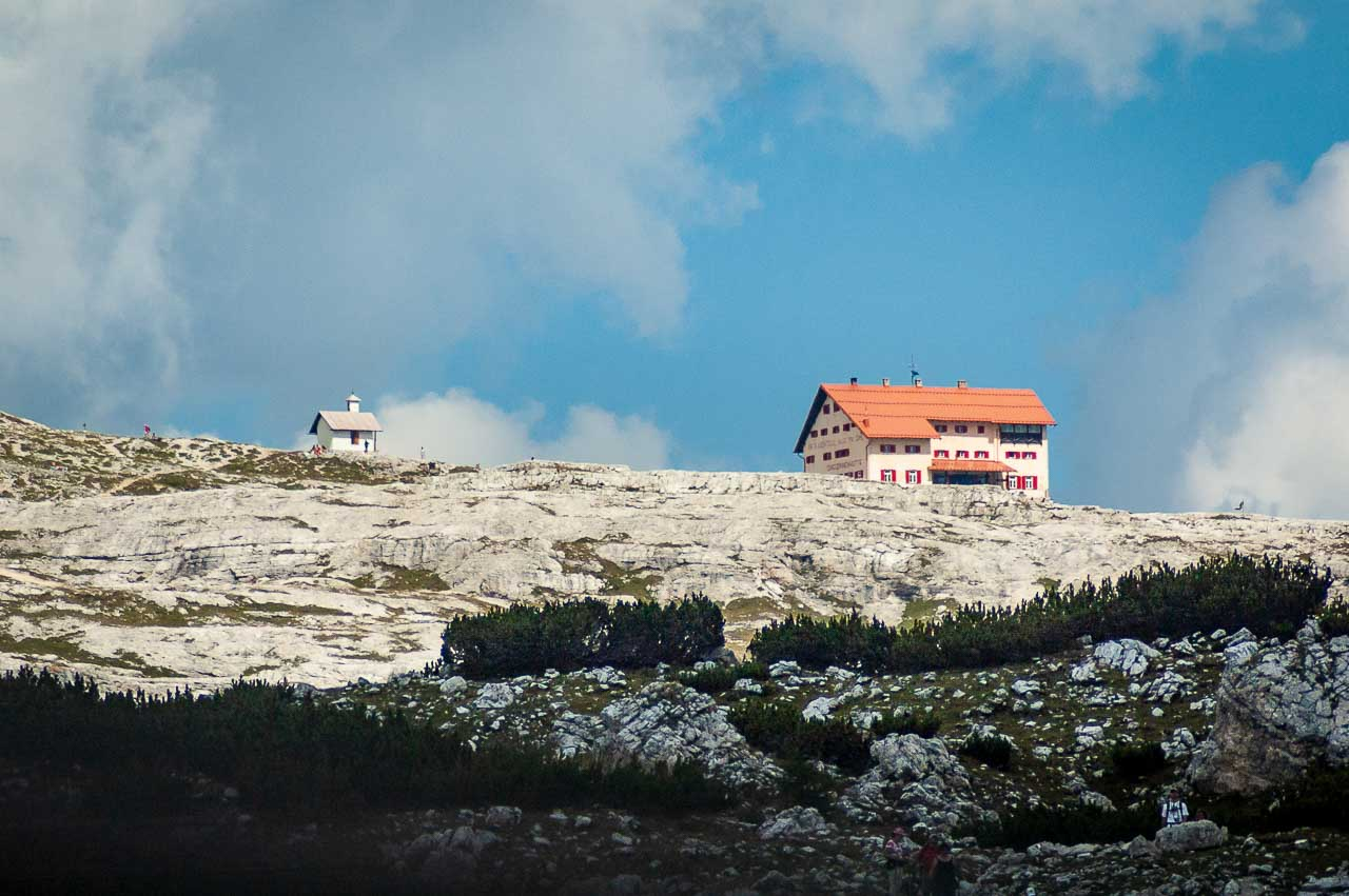 Drei Zinnen Hütte