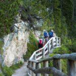 Rundwanderung Pragser Wildsee (Ostufer)