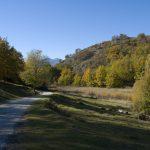 Gemütliche Spazierwege im Biotop Castelfeder