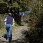 Spaziergang über die alten Pflasterwege auf Castelfeder