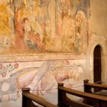 Fresken in der Kirche St. Jakob
