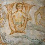 Fresken mit Bestiarien in der Kirche St. Jakob