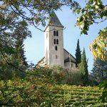 St. Jakob Kirche im Frühjahr