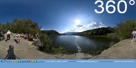 360 Grad am Montiggler See