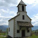 Das Kirchlein in Gaid