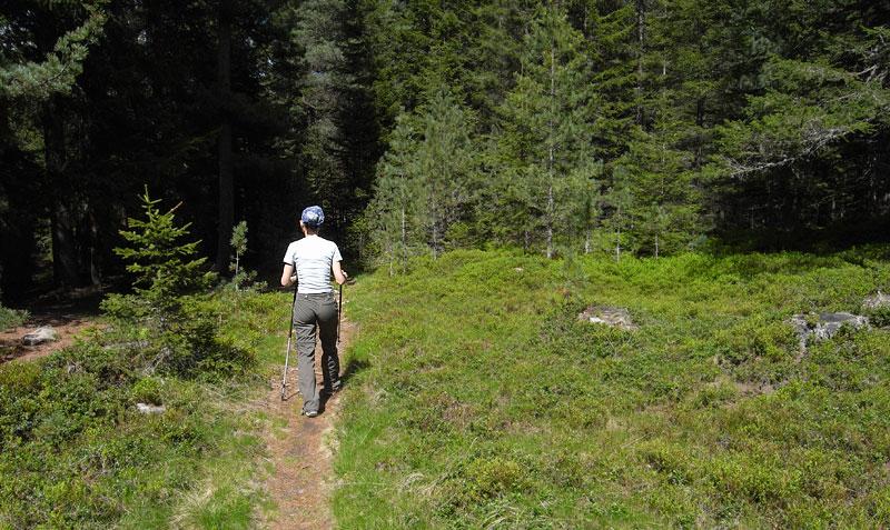 Wanderung Oberinn Pemmern