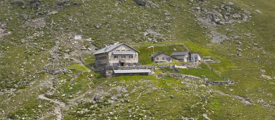 Berggasthäuser im Eisacktal