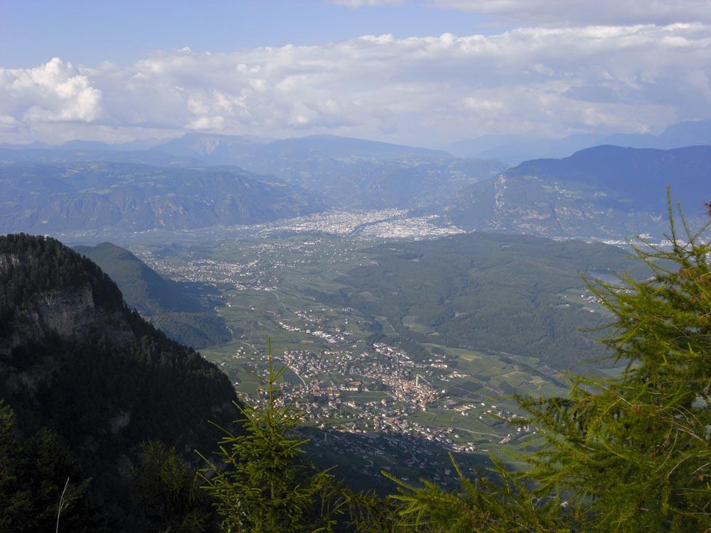 Südtirols Süden
