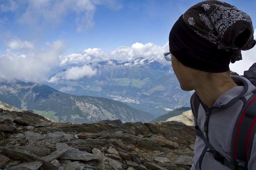 Bergpanorama im Ortlergebiet