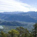 Panorama mit dem Kalterer See