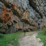 Schlucht von San Romedio im Val di Non