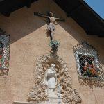 Die Wallfahrtskirche San Romedio