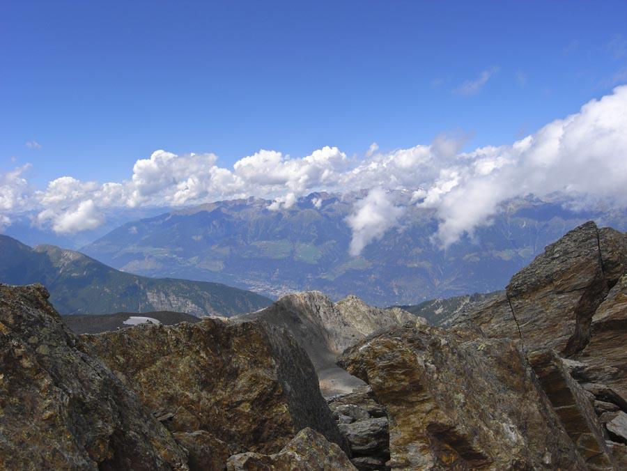 Panorama im Ortlergebiet