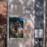 Geologischer Lehrpfad in der Bletterbachschlucht