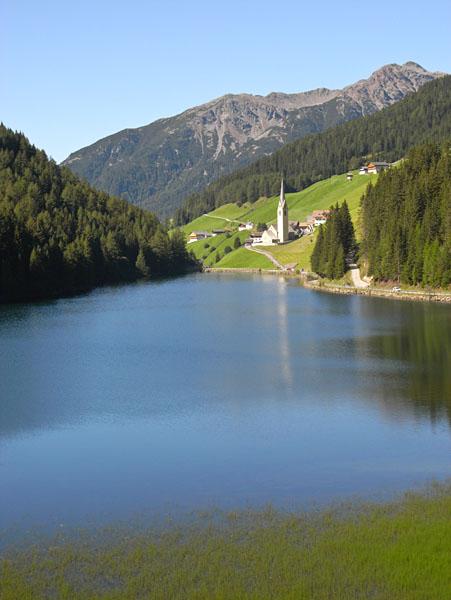 Durnholzersee im Sarntal