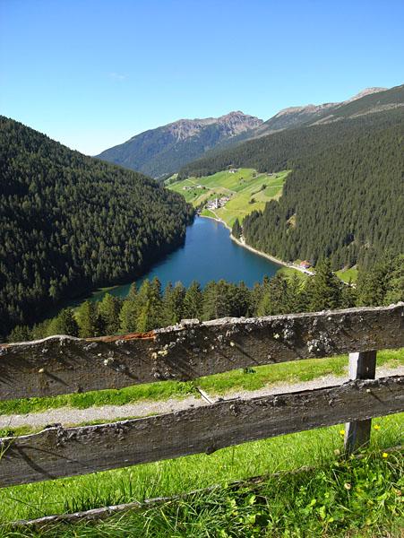 Wandern am Durnholzersee