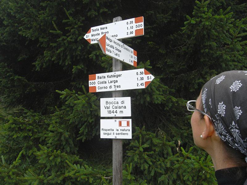 Wallfahrt von Graun nach San Romedio