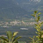 Obstanlagen im Süden Südtirols
