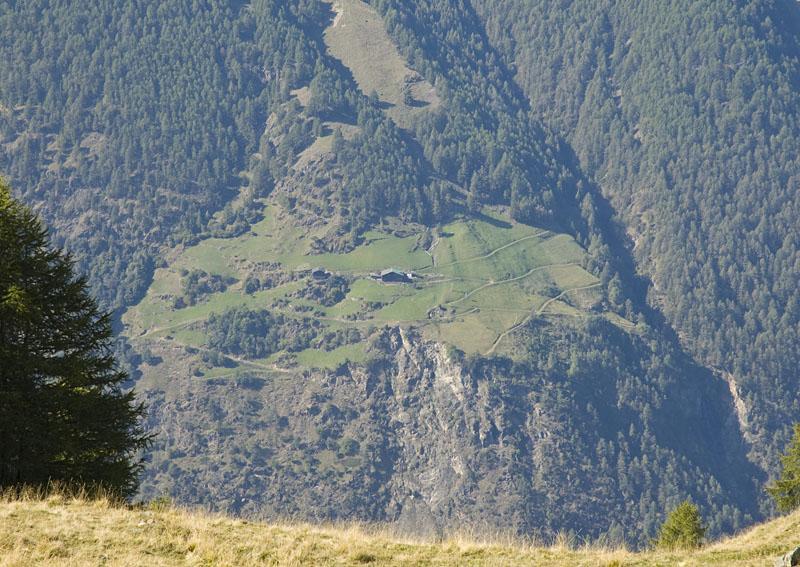 Bergkulisse bei der Rundwanderung Vernatsch/Katharinaberg