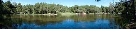 Göller See in Aldein