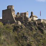 Rückansicht Burg Hocheppan