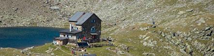Flagger Schartenhütte