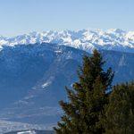 Tramin und Kaltern mit dem Mendelgebirge