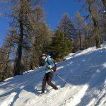 Schneeschuhwandern Meran 2000