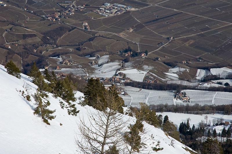 Vom Fennberg zum Corno di Tres