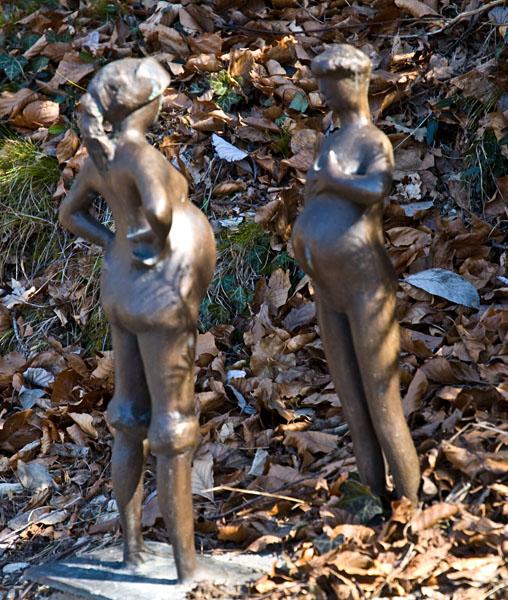 Skulpturensteig zwischen Buchholz und Salurn