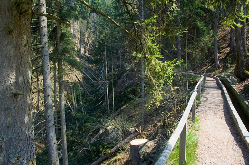 Waalweg Schenna