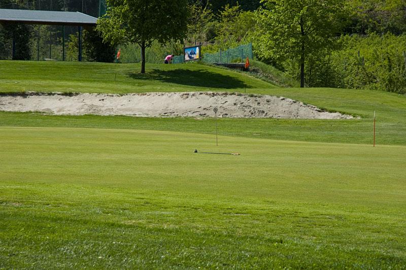 Golfplatz Brandis Lana