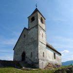 St Hippolyt Kirche Tisens
