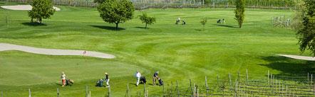 Golfclub Gutshof Brandis - Golf Club Lana, Meran, Südtirol