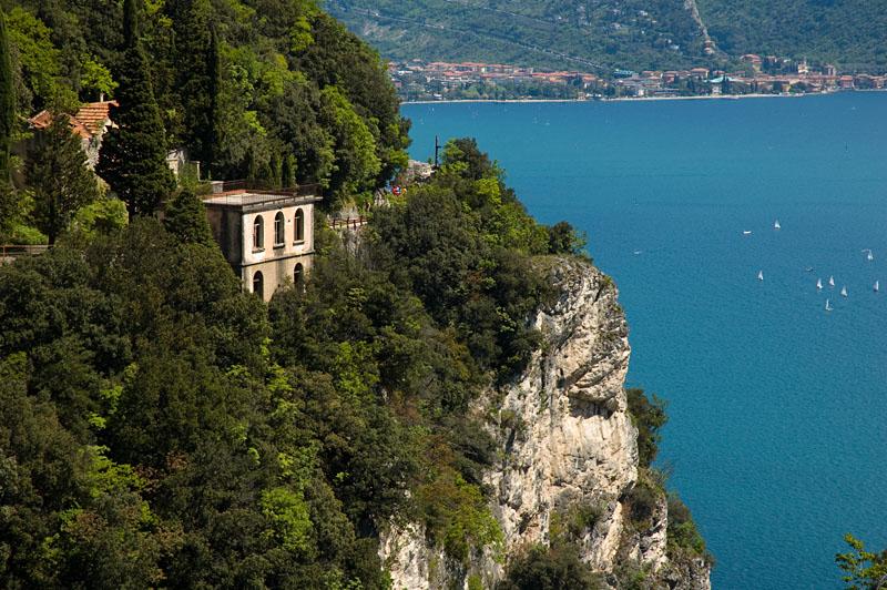 Von Riva del Garda zum Ledrosee