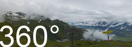 360° Rundumblick auf der Schoppenbacher Höhe