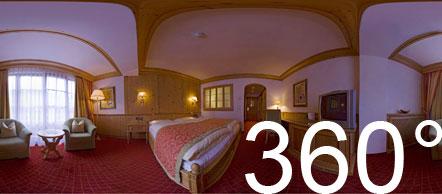 Unser Zimmer im Hotel Tirolerhof