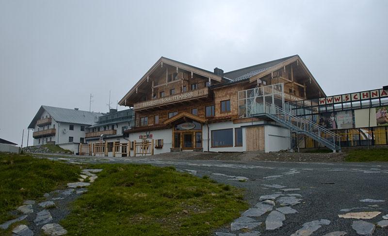 Bergasthaus über Zell am See