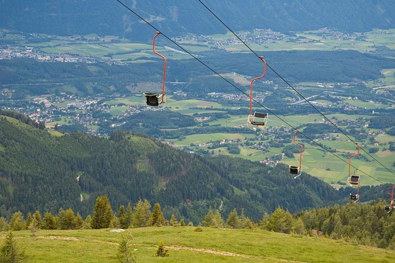 Wanderung von der Hansbauerhütte zum Tschiernock in Kärnten
