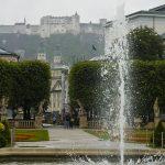 Im Park von Schloss Mirabell