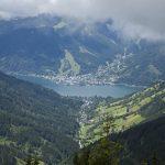 Blick auf den Zeller See bei der Bergtour zum Hundstein