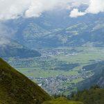 Von der Maiskogelalm zum Alpincenter am Kitzsteinhorn