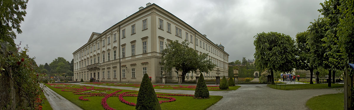 Schloss Mirabell in Salzburg