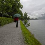 Elisabethpromenade am Zeller See