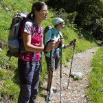 Auf zu den Vallesina Wasserfällen