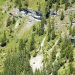 Der Bärenweg sentiero dell orso