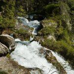 Der Fluss Sarca